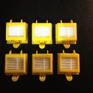 6 Filtros Hepa para Roomba serie 700 2324fd338001